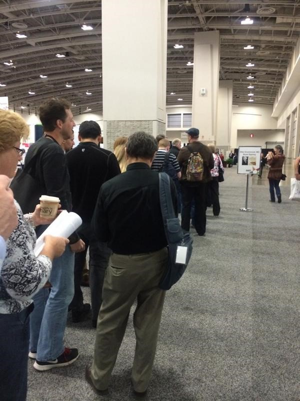Stop-physician-burnout-book-signing-line