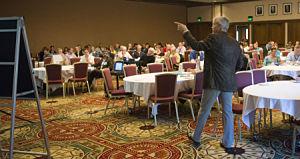 dike drummond healthcare speaker stop physician burnout physician leadership quadruple aim training