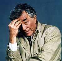 physician job search questions peter falk columbo