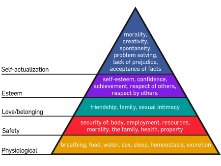 physician burnout maslow hierarchy of needs dike drummond physician coach 1