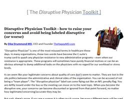 disruptive-physician-toolkit