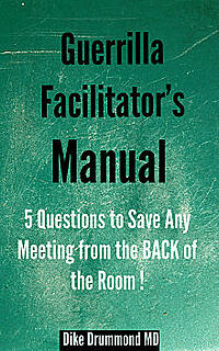 No more time-wasting meetings - the Guerrilla Facilitator's Manual
